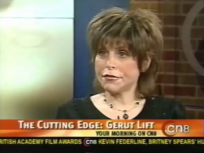 Dr. Gerut on CN8 - Gerut Lift